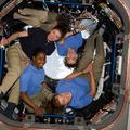 Harminchét nő a Nemzetközi Űrállomáson
