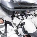 Houstoni bennszülött űrhajósnő újra a világűrben
