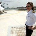 Pilótanő Abu Dhabiban