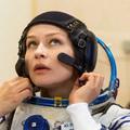 Színésznő az űrben