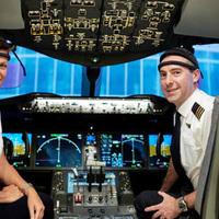Női kapitány a világ leghosszabb kereskedelmi járatának tesztelésén