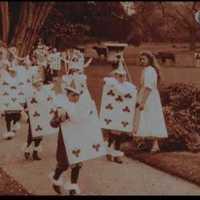 Alíz első útja csodaországba - 1903