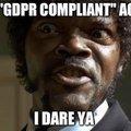 Hol a GDPR? Hol a jogom a saját bejegyzésemet törléséhez?