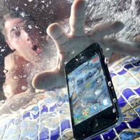 Hogy ázhat be egy mobil, ami víz közelében sem járt?