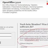 96 euro az ingyenes OpenOffice-ért