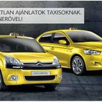 Az igazi kreatív technológia taxisoknak a Citroentől