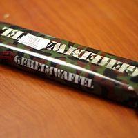 Náci hangulatú csokit árul a CBA