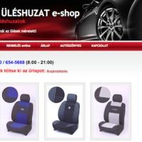 Feketelista: Miza autóülés-huzat webshop FRISSÜLT