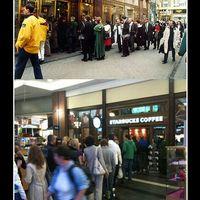McDonald's-os emlékeket ébresztett a Starbucks