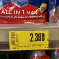Duzzogott az üzletvezető, most meg mosogathatok kézzel