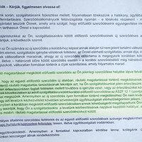 A UPC kacsintással kötné újra látatlanban a szerződéseket