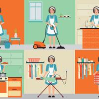 A Tesco szerint a nőnek a konyhában a helye