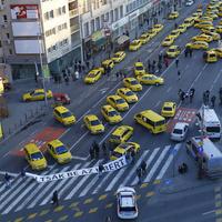Még mindig az taxi vs. Uber harcrul
