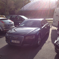 A Külügyminisztériumban is tudnak suttyón parkolni (frissült)
