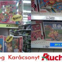 Karácsonyi játékfelárazás az Auchanban