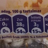 Diétás popcorn a Tescóból