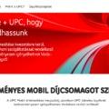 Most tényleg az én ráutaló magatartásom a lényeg, nem az, hogy a UPC  nem szólt, hogy csak 3G-t tud a rendszer?