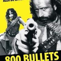 Clint Eastwood telefonszáma: 800 balas (800 golyó)
