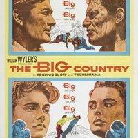 Tengerre, cowboy: The Big Country (Idegen a cowboyok között)