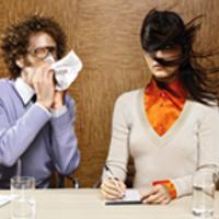 Tudod, hogy fújd az orrodat?
