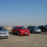 Honda élvényduó: Civic Type S és Type R