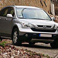 Álterepjáró - Honda CR-V 2.0 Elegance-teszt