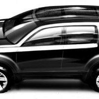 Új Honda Pilot prototípus Detroitra