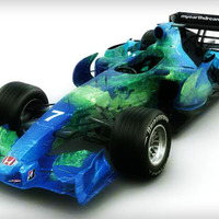Google Earth színekben a Honda?