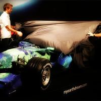 A Honda bemutatta új festését