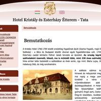 Hotel Kristály és Esterházy Étterem - Tata