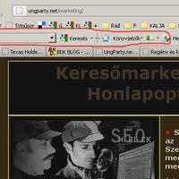 Firefox frissítéshez Google Toolbar