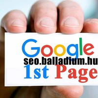 Első helyen a Google-első-oldal