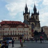 Prága, a millió lépés városa