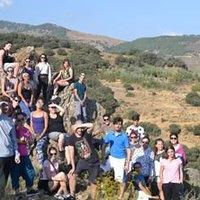 Ersamus + ifjúsági csereprogramon voltunk Spanyolországban