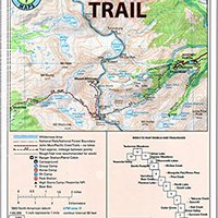 !TOP! John Muir Trail Map-Pack: Shaded Relief Topo Maps (Tom Harrison Maps). mismo Sciences Sarah general Compra Gabriel group nueva