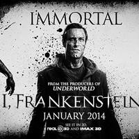 I, Frankenstein előzetes és mozgó poszter