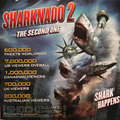 Sharknado 2 poszter