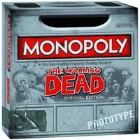 The Walking Dead Monopoly és Rizikó