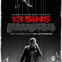 13 Sins poszter és előzetes