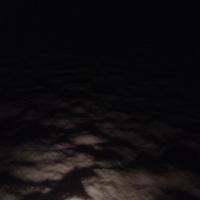 Ember az udvar sötét végében