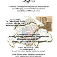 Gondolatok Csonka-Magyarország eszmetörténetéhez