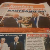 Mészáros Lőrinc közeli cég gazdagodik a Kanizsa Hetilap nyomtatásán és terjesztésén