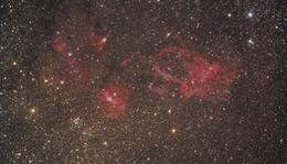 M52 és környéke folytatása...