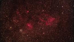 M52 és környéke folyamatban...