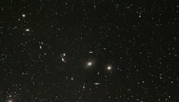 Virgo galaxishalmaz