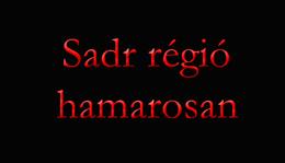 Sadr régió hamarosan