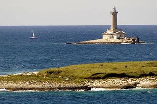 5 legszebb világítótorony Horvátországban