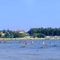 ZamBratija és Medulin  - homokos tengerpartok