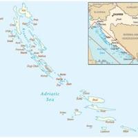 Horvátország szigetei