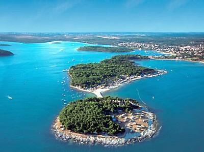 Medulin sziget horvátország